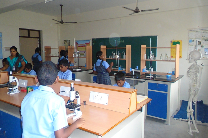 Dobbs Public School-Science Lab