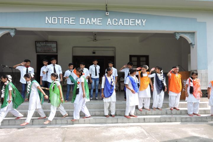 Notre Dame Academy-Dance