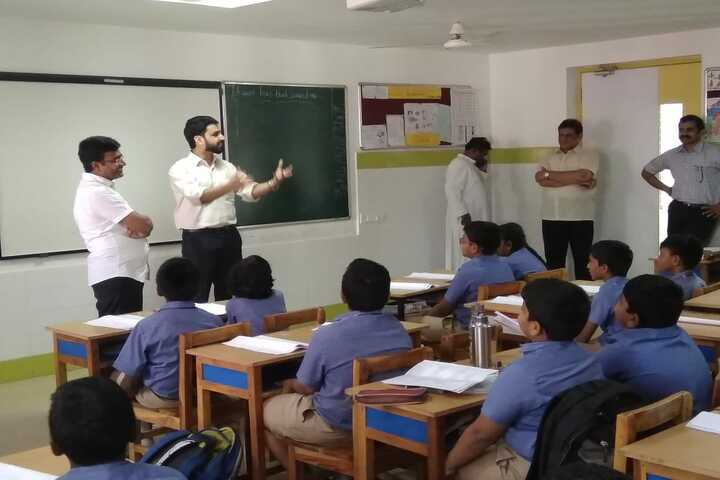 Don Bosco School of Excellence-Classroom