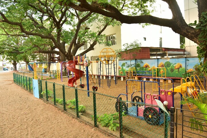 Don Bosco School of Excellence-Play Area
