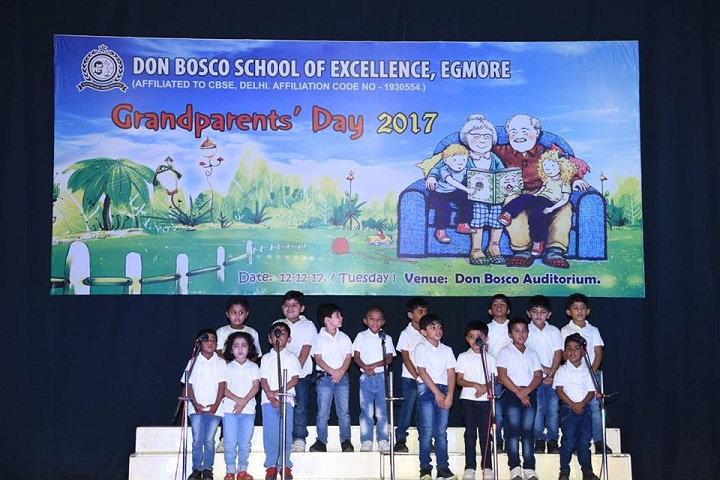 Don Bosco School Of Excellence-Independence Day