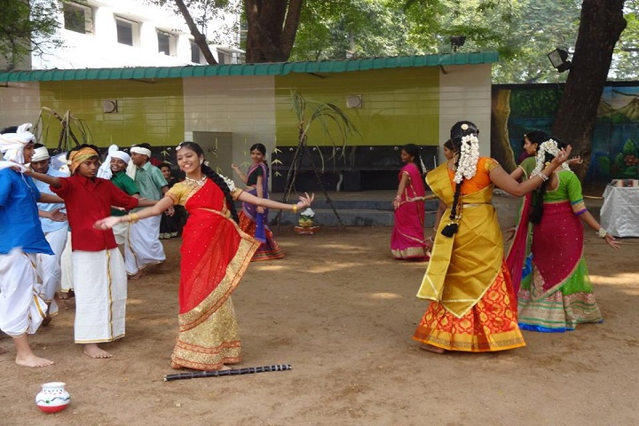 Don Bosco School Of Excellence-Festival Celebrations