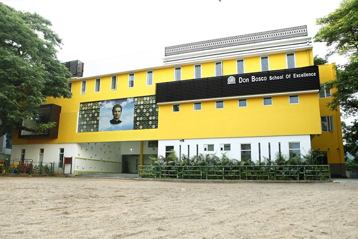 Don Bosco School Of Excellence-School View