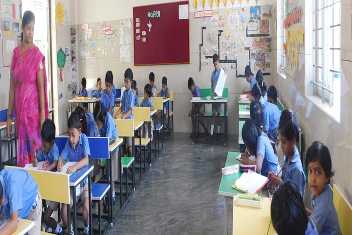 Don Bosco School of Excellence-Classroom
