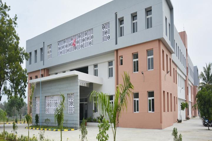 Don Bosco School of Excellence-School Building