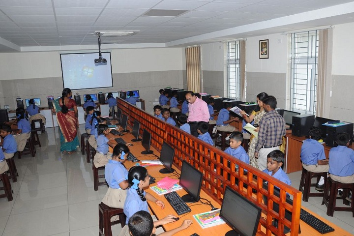 Don Bosco School of Excellence-Computer Lab