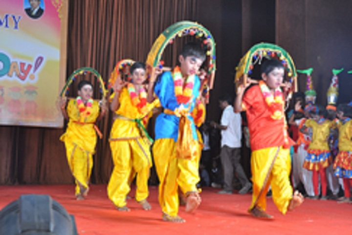 Dr Alagappa Academy-School Events