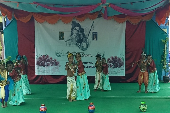 Dr M S U Murthy School Of Excellence-Events celebration