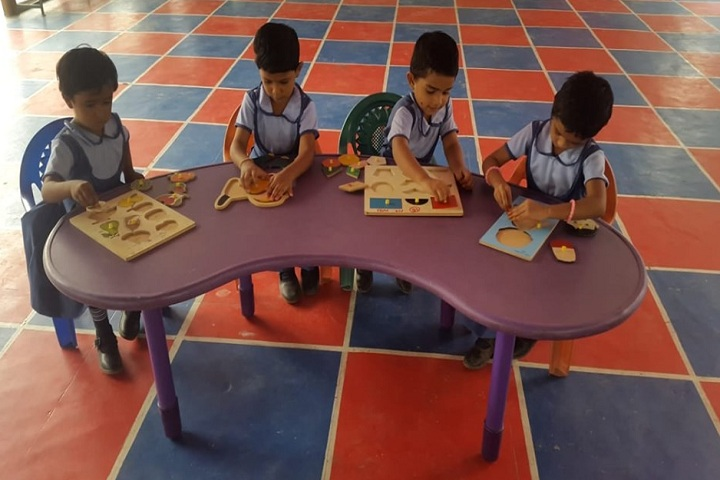 Dr M S U Murthy School Of Excellence-Others activity