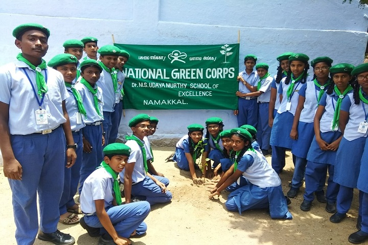 Dr M S U Murthy School Of Excellence-Others plantation