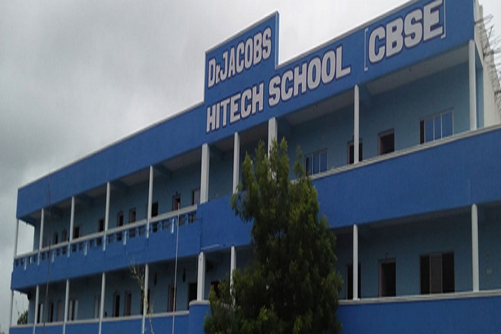 Dr Jacobs Hitech School-School building