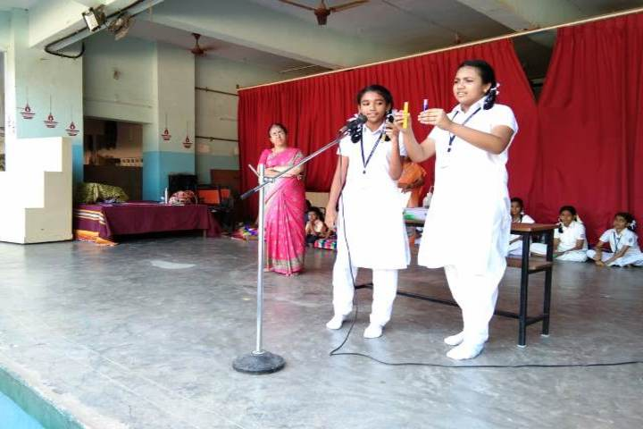 Dr Nalli Kuppuswamy Vivekananda Vidyalaya Junior College-Activity