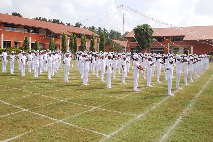 Dr G S Kalyanasundaram Memorial School-Assembly