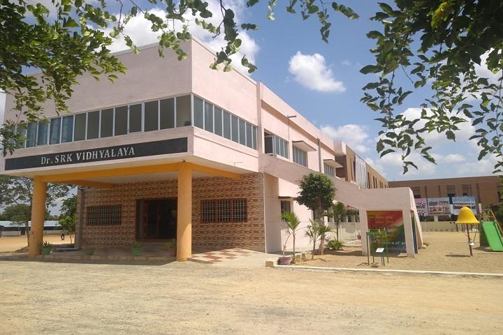 Dr SRK Vidhyalaya-Campus-View entrance