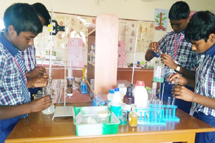 Dr SRK Vidhyalaya-Laboratory