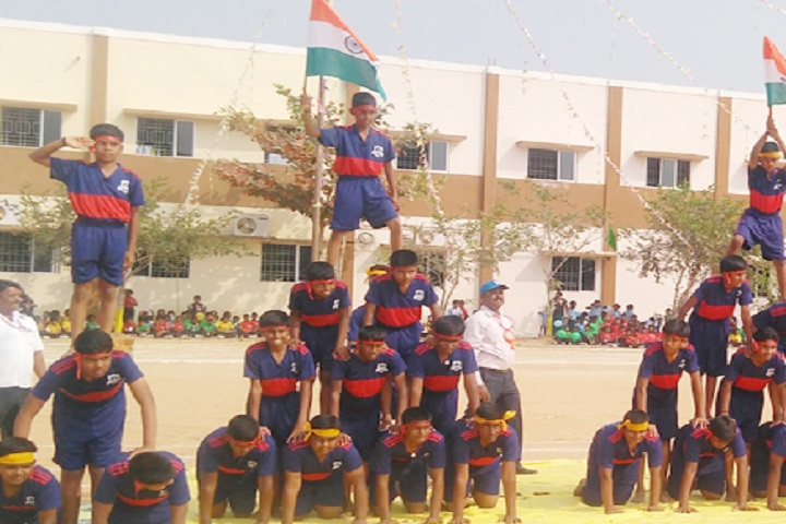 Dr SRK Vidhyalaya-Others sports day