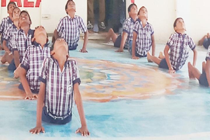 Dr SRK Vidhyalaya-Others yoga