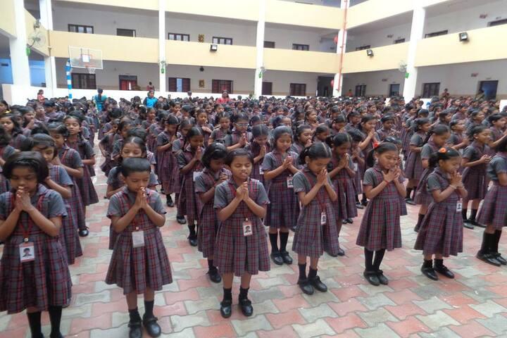 Ebenezer Marcus International School And Junior College-Assembly