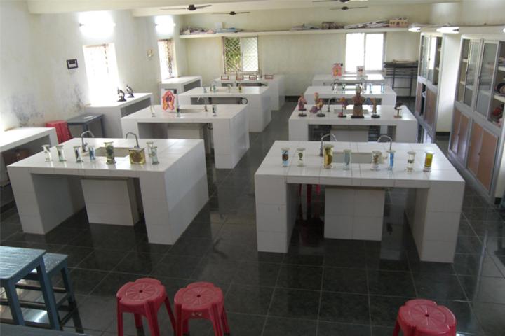 Ebenezer Marcus International School And Junior College-Biology Lab