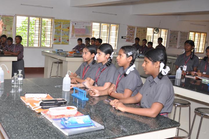 Ebenezer Marcus International School And Junior College-Chemistry Lab