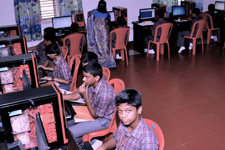 Ebenezer Marcus International School And Junior College-Computer Lab