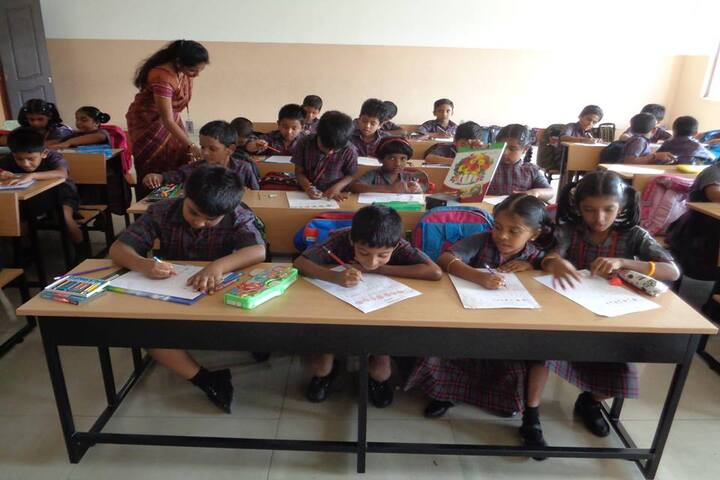 Ebenezer Marcus International School And Junior College-Drawing Competition