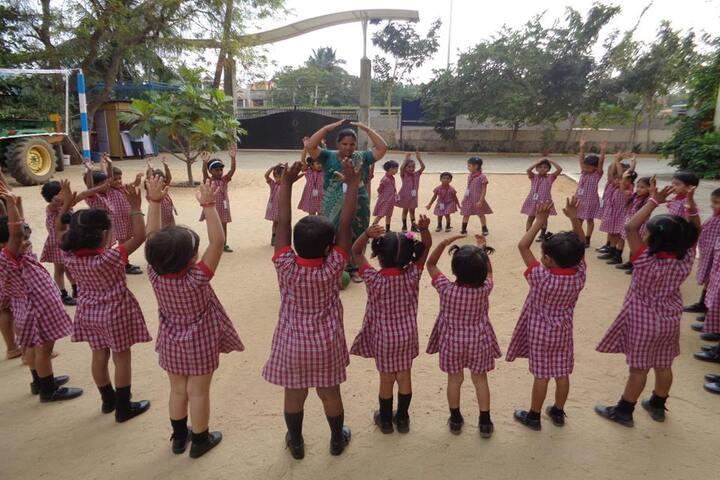 Ebenezer Marcus International School And Junior College-Outdoor Activity
