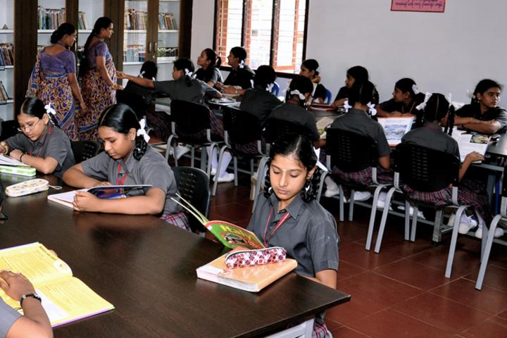 Ebenezer Marcus International School And Junior College-Reading Room