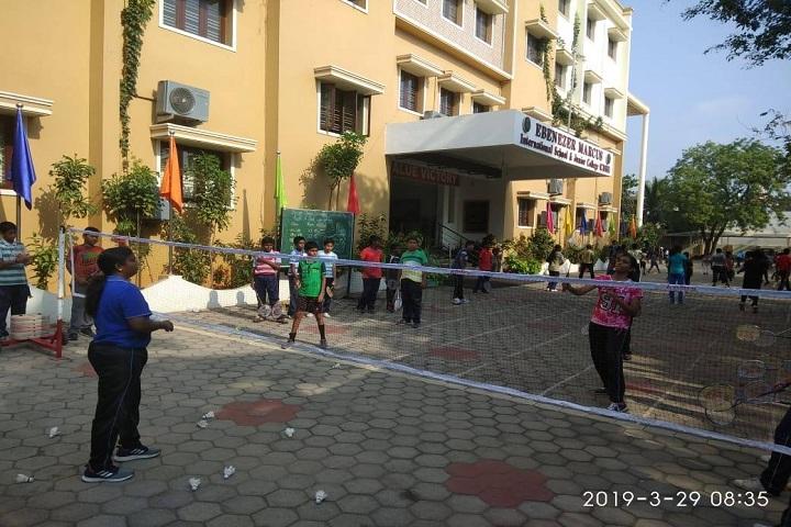 Ebenezer Marcus International School and Junior College-Sports