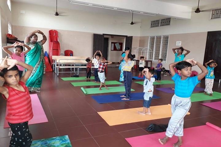 Ebenezer Marcus International School and Junior College-Yoga