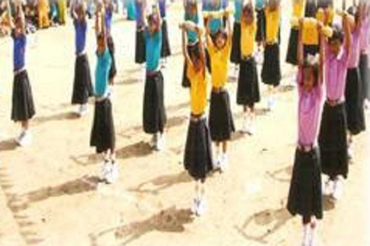 Eden Garden English School-Yoga
