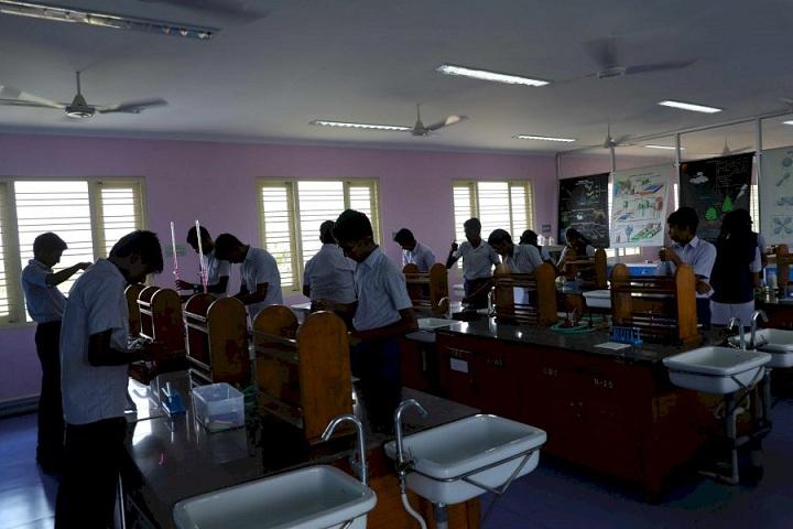 Edison G Agoram Memorial School-Chemistry Lab