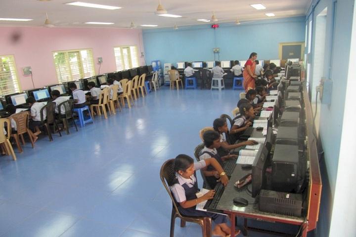 Edison G Agoram Memorial School-Computer science lab