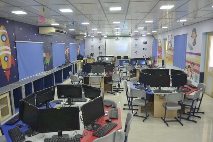 Edison G Agoram Memorial School-Creativity lab