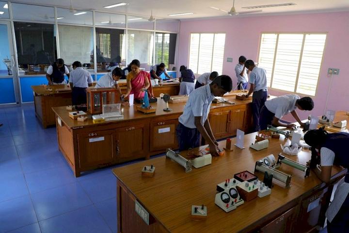 Edison G Agoram Memorial School-Physics lab