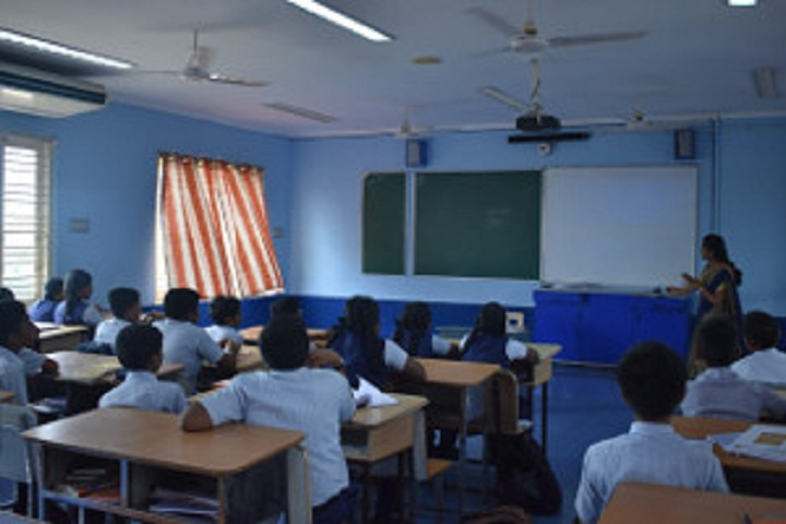 Edison G Agoram Memorial School-Smart Class Rooms