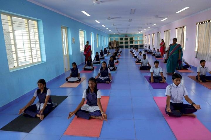 Edison G Agoram Memorial School-Yoga