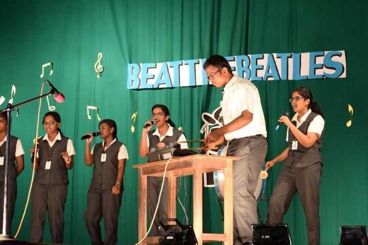 Emerald Valley Public School-Music Compitition