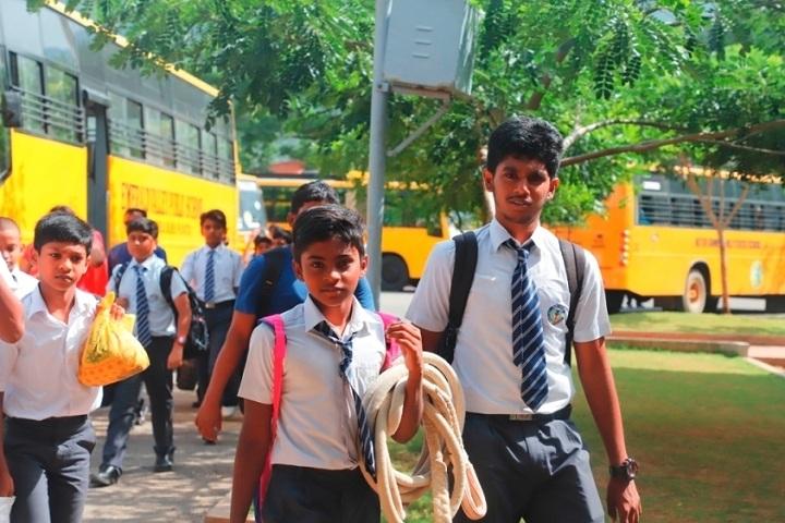 Emerald Valley Public School-Transport