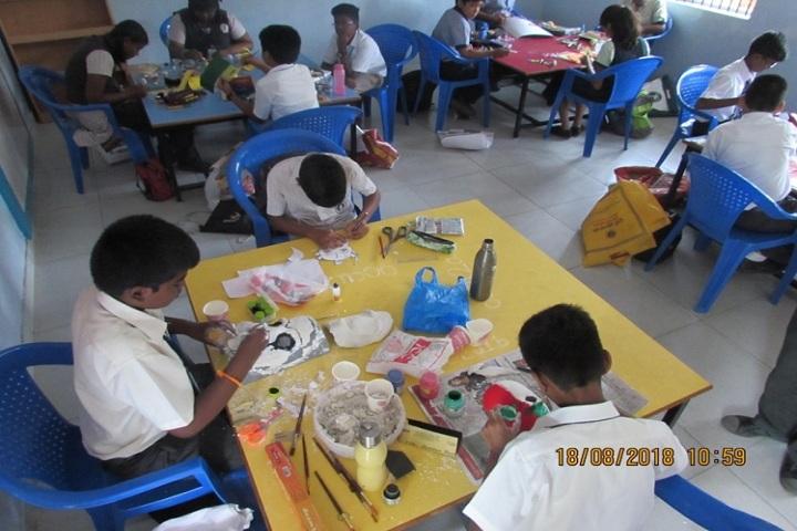Emerald Valley Public School-Workshop