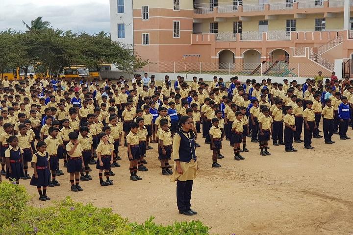 Eternal Light Public School-Assembly