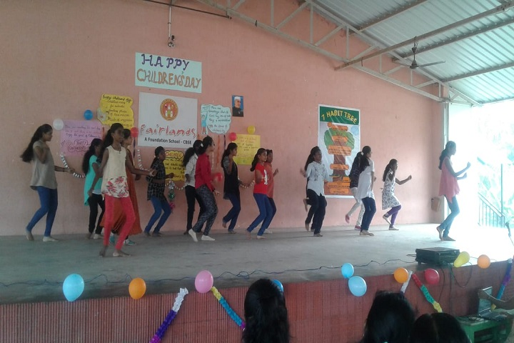 Fairlands A foundation school-Children