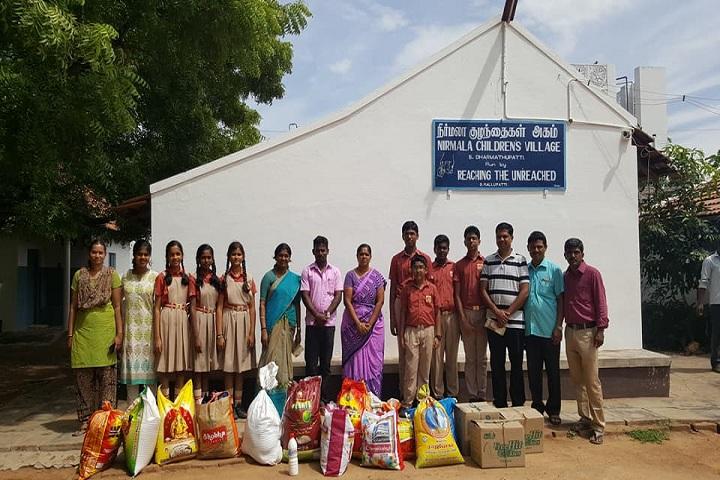 Fairlands A foundation school-Donation Camp