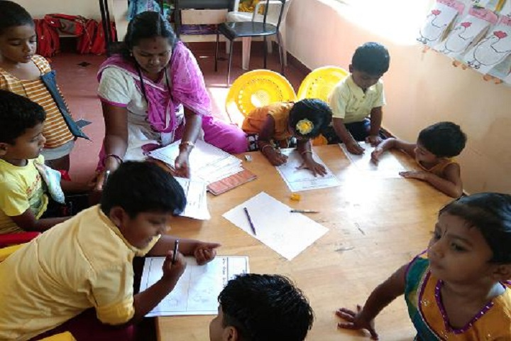 Fairlands A foundation school-Drawing Competition