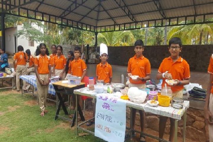 Fairlands A foundation school-Food Festival