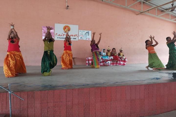 Fairlands A foundation school-Krishnashtami