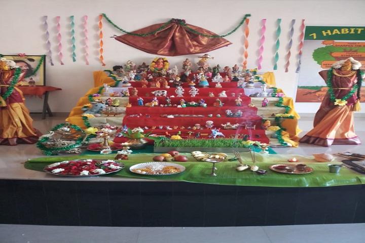 Fairlands A foundation school-Navarathri Celebrations
