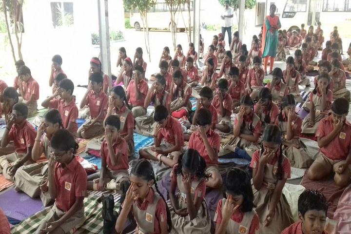 Fairlands A foundation school-Yoga