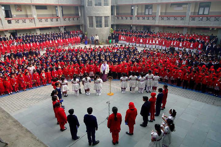 Notre Dame Academy-Event
