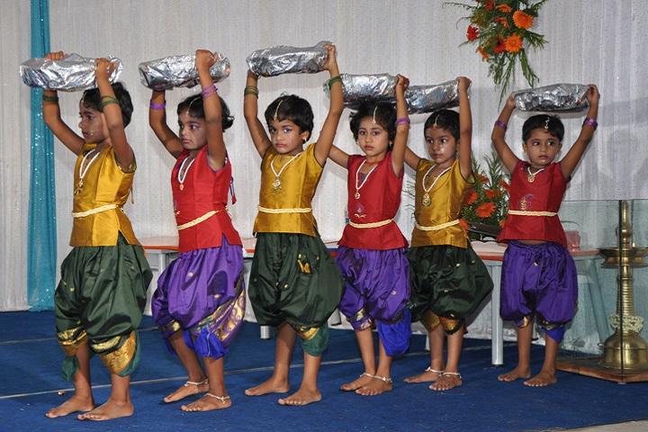 Frontline Millennium School-Cultural Activities